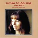 Album cover - Outlaw of Loch Lene, Michael Raven and Joan Collins