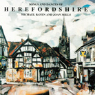 Image of Album cover of Songs and Dances of Herefordshire - Michael Raven