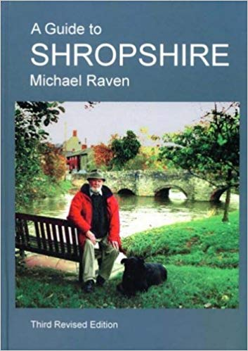 Image of book front cover of A guide to Shropshire